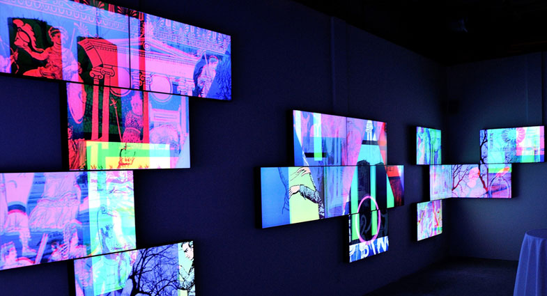 Videowall y Mapping
